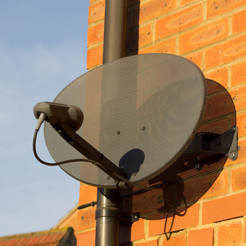 Sky Satellite Leads & List Data